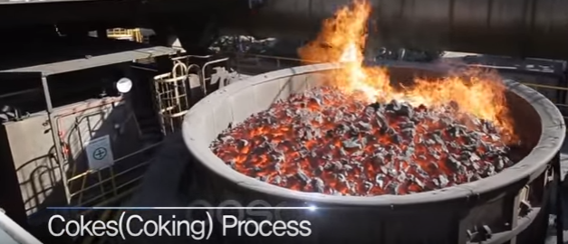 Coking Operation in Steel Industry