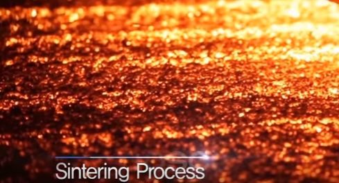 Sintering Process in Steel Industry