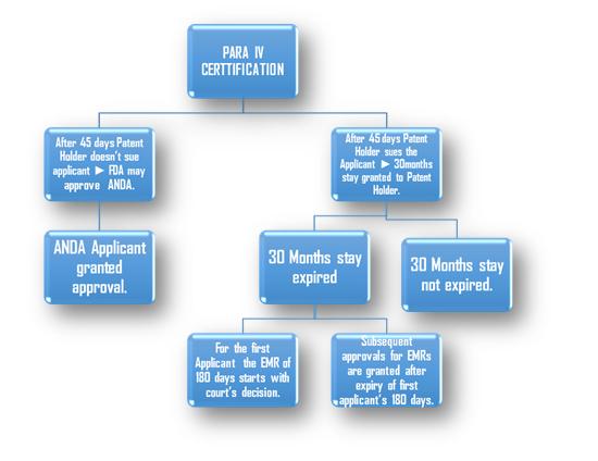 Para-Filings in Indian Pharmaceutical Industry