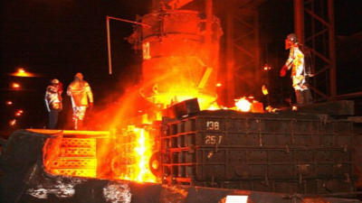 Equity Investment in Steel Industry