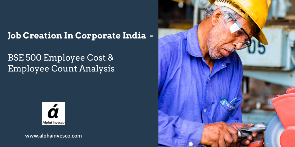 Job Creation in Corporate India