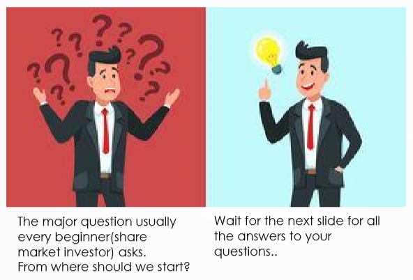 Equity Investment Process - Invest in Stock Market
