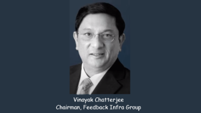 Vinayak Chatterjee - Feedback Infra Group