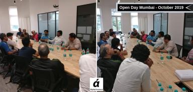 Open Day Mumbai - Alpha Invesco